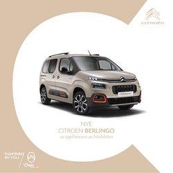 Tilbud fra Citroën i Citroën-brosjyren ( Mer enn 30 dager)
