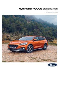 Ford-katalog i Trondheim ( Mer enn 30 dager )