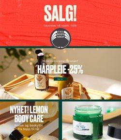 The Body Shop-katalog ( 9 dager igjen )