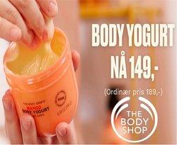 Tilbud fra The Body Shop i The Body Shop-brosjyren ( 12 dager igjen)
