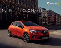 Tilbud fra Bil og motor i Renault-brosjyren ( Mer enn 30 dager)