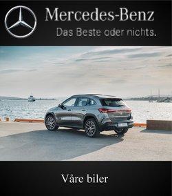 Tilbud fra Mercedes-Benz i Mercedes-Benz-brosjyren ( Utløpt)