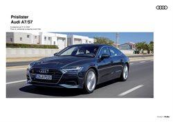 Audi-katalog i Trondheim ( Mer enn 30 dager )