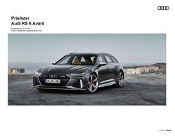 Tilbud fra Audi i Audi-brosjyren ( Mer enn 30 dager)