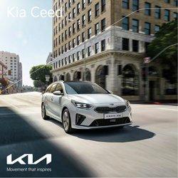Tilbud fra Bil og motor i Kia-brosjyren ( Mer enn 30 dager)