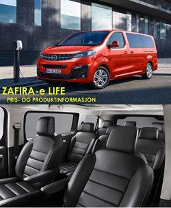 Opel-katalog ( Mer enn 30 dager )
