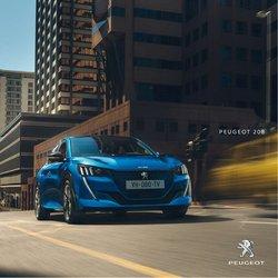 Tilbud fra Peugeot i Peugeot-brosjyren ( 10 dager igjen)