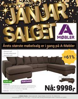 A-Møbler-katalog ( Utløpt )