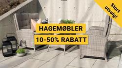 A-Møbler-kupong ( Publisert i går )