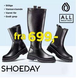 Shoeday-katalog ( 2 dager igjen)