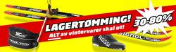 Tilbud fra Birk Sport i Oslo-brosjyren