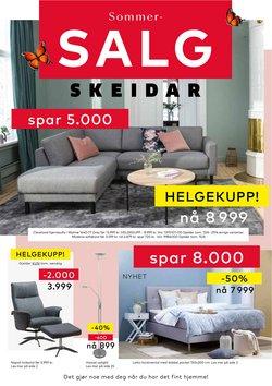 Skeidar-katalog ( Utløper i morgen)