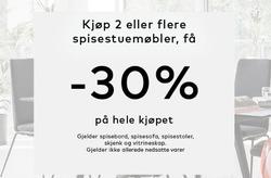 Tilbud fra Skeidar i Sandnes-brosjyren