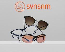 Tilbud fra Synsam i Synsam-brosjyren ( 3 dager igjen)