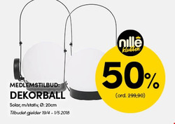 Tilbud fra Nille i Oslo-brosjyren