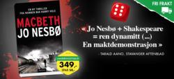 Tilbud fra Notabene i Oslo-brosjyren