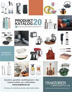 Traktøren Kjøkkenutstyr-katalog ( Utløpt )