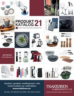 Traktøren Kjøkkenutstyr-katalog ( Mer enn 30 dager )
