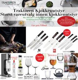 Tilbud på Hjem og møbler i Traktøren Kjøkkenutstyr-katalogen i Oslo ( Publisert i går )