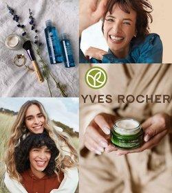 Tilbud fra Yves Rocher i Yves Rocher-brosjyren ( Utløper i dag)