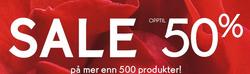 Tilbud fra Yves Rocher i Oslo-brosjyren