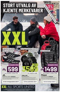 XXL Sport-katalog ( Utløper i morgen )