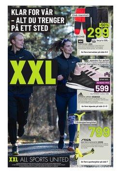 XXL Sport-katalog ( Utløpt )