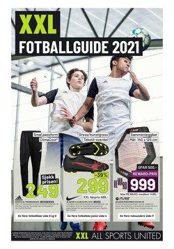 XXL Sport-katalog ( 3 dager igjen )