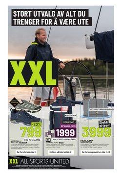 XXL Sport-katalog ( Mer enn 30 dager)