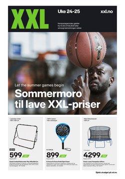 XXL Sport-katalog ( 11 dager igjen)