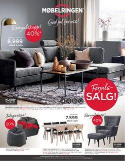 Møbelringen-katalog i Drammen ( 2 dager igjen )