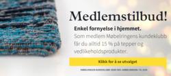 Tilbud fra Møbelringen i Oslo-brosjyren