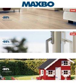 Tilbud fra Bygg og hage i Maxbo-brosjyren ( 15 dager igjen)