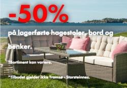 Tilbud fra Maxbo i Oslo-brosjyren