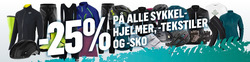 Tilbud fra G-Sport i Oslo-brosjyren