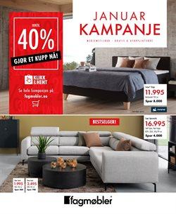 Fagmøbler-katalog i Fredrikstad ( 2 dager igjen )