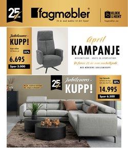 Fagmøbler-katalog ( 16 dager igjen )