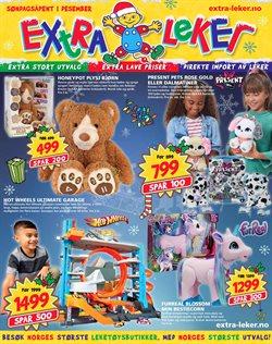 Extra Leker-katalog ( Utløpt )