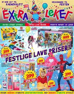 Extra Leker-katalog ( 3 dager igjen )