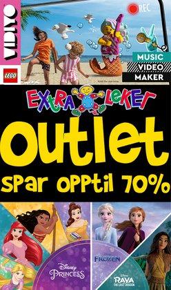 Tilbud på Barn og leker i Extra Leker-katalogen i Oslo ( 2 dager siden )