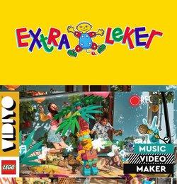 Tilbud fra Extra Leker i Extra Leker-brosjyren ( 9 dager igjen)