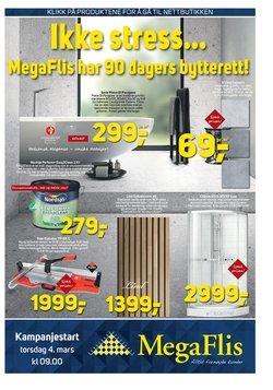 Megaflis-katalog ( Publisert i går )