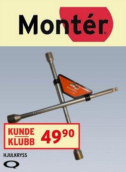Montér-katalog ( Publisert i går)