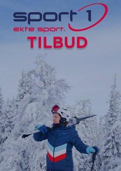 Tilbud på Sport og Fritid i Sport 1-katalogen i Oslo ( Publisert i dag )
