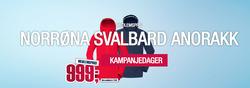 Tilbud fra Sport 1 i Oslo-brosjyren