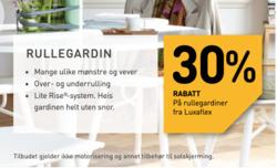 Tilbud fra Fargerike i Lillehammer-brosjyren