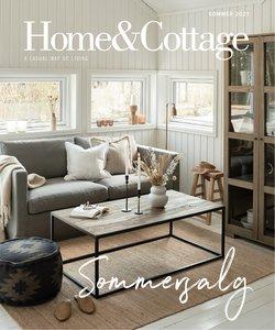 Tilbud fra Hjem og møbler i Home & Cottage-brosjyren ( Publisert i dag)