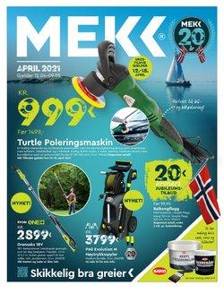 Mekk-katalog ( Publisert i går )