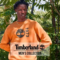 Tilbud fra Timberland i Timberland-brosjyren ( Publisert i dag)
