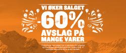 Tilbud fra Lille Vinkel Sko i Oslo-brosjyren